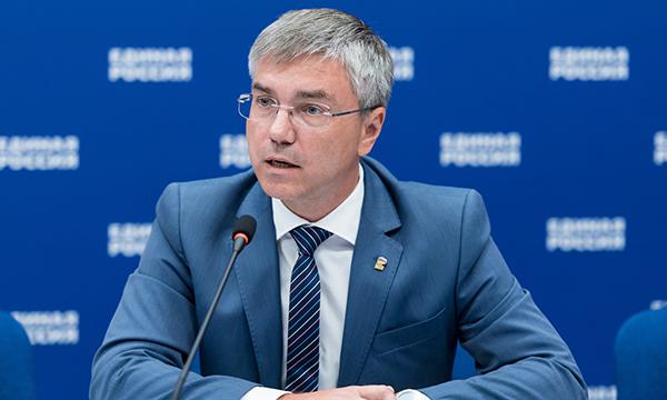 На сайте «Единой России» появился раздел для онлайн обращения в Комиссию Партии по этике