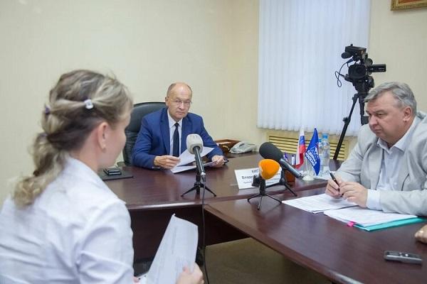 Владимир Киселев: «Незначительных» проблем не бывает