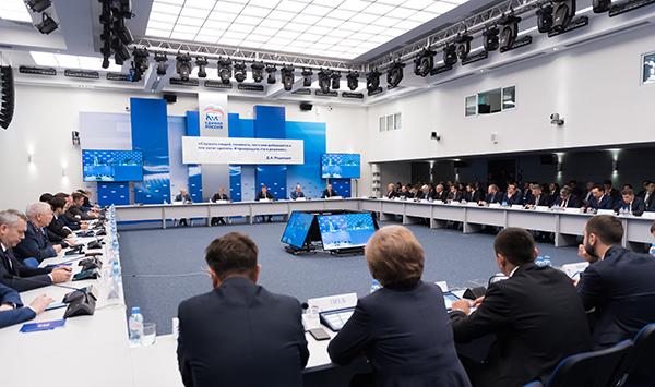 ПГС согласовал кандидатуры 13 глав регионов в качестве исполняющих полномочия секретарей реготделений «Единой России»