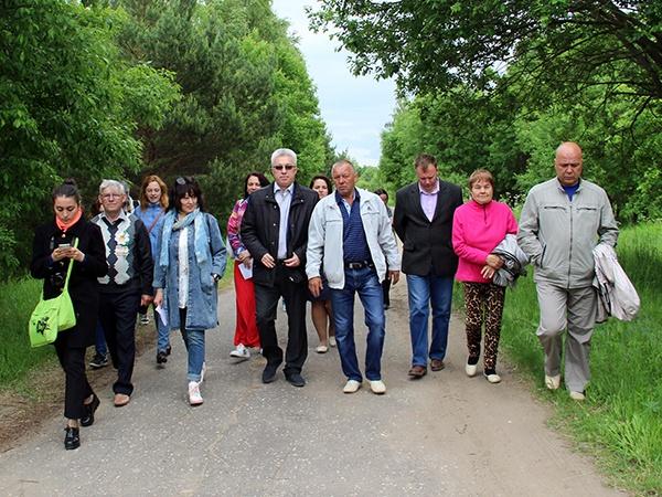 Иваньково хочет быть самой красивой деревней